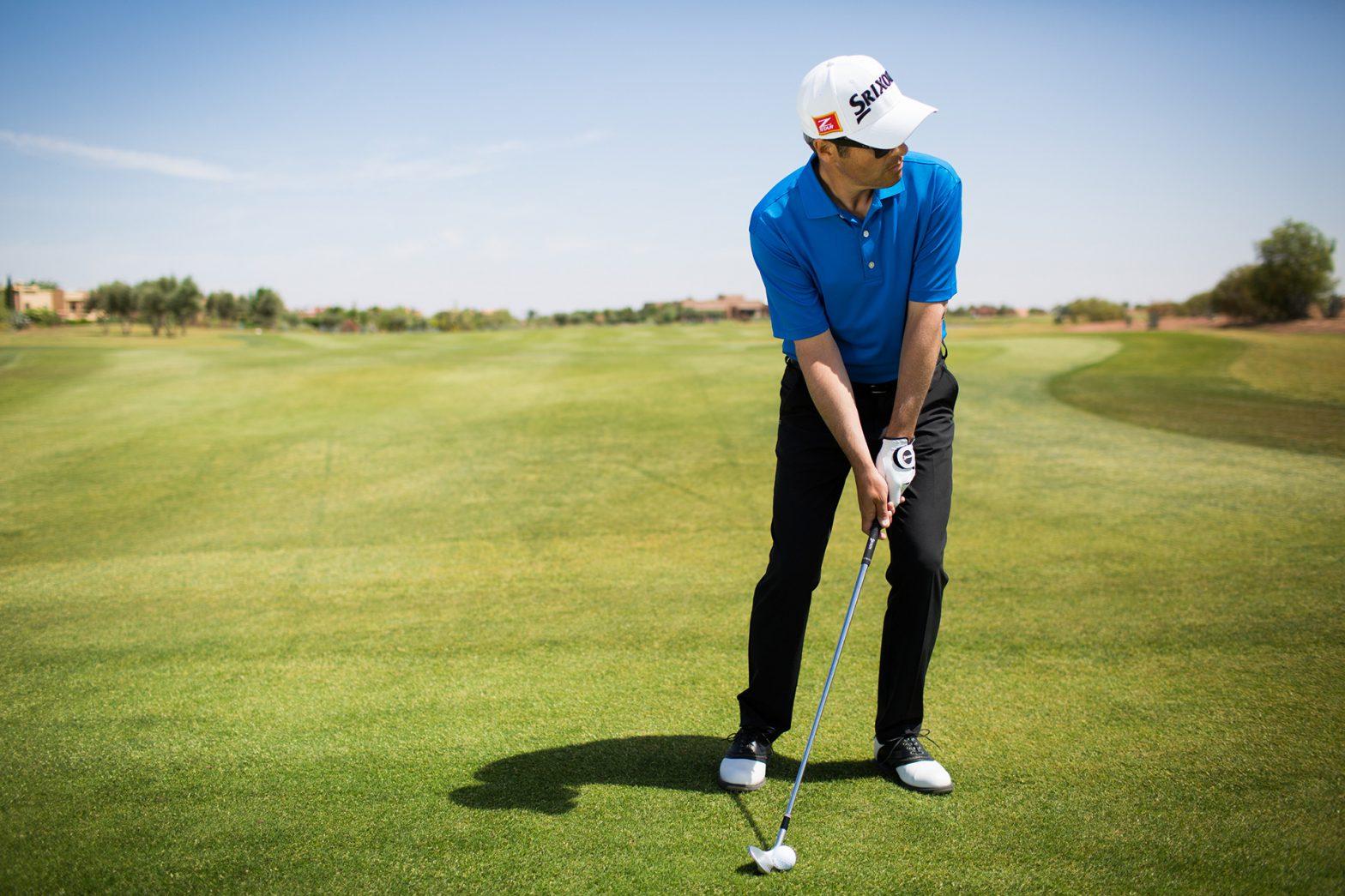 Bien faire son practice avant un parcours de golf | Enphase Golf