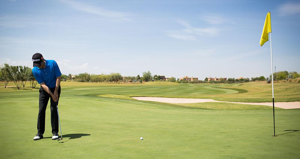 Putter pour rentrer | Enphase Golf