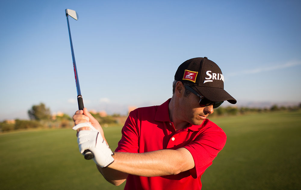 Contrôlez votre swing plus instinctivement | Enphase Golf