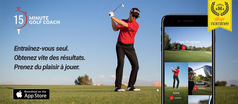L'application gratuite 15 Minute Golf Coach | Enphase Golf