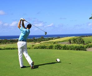 Stage de golf à l'Île Maurice Janvier 2017 | Enphase Golf