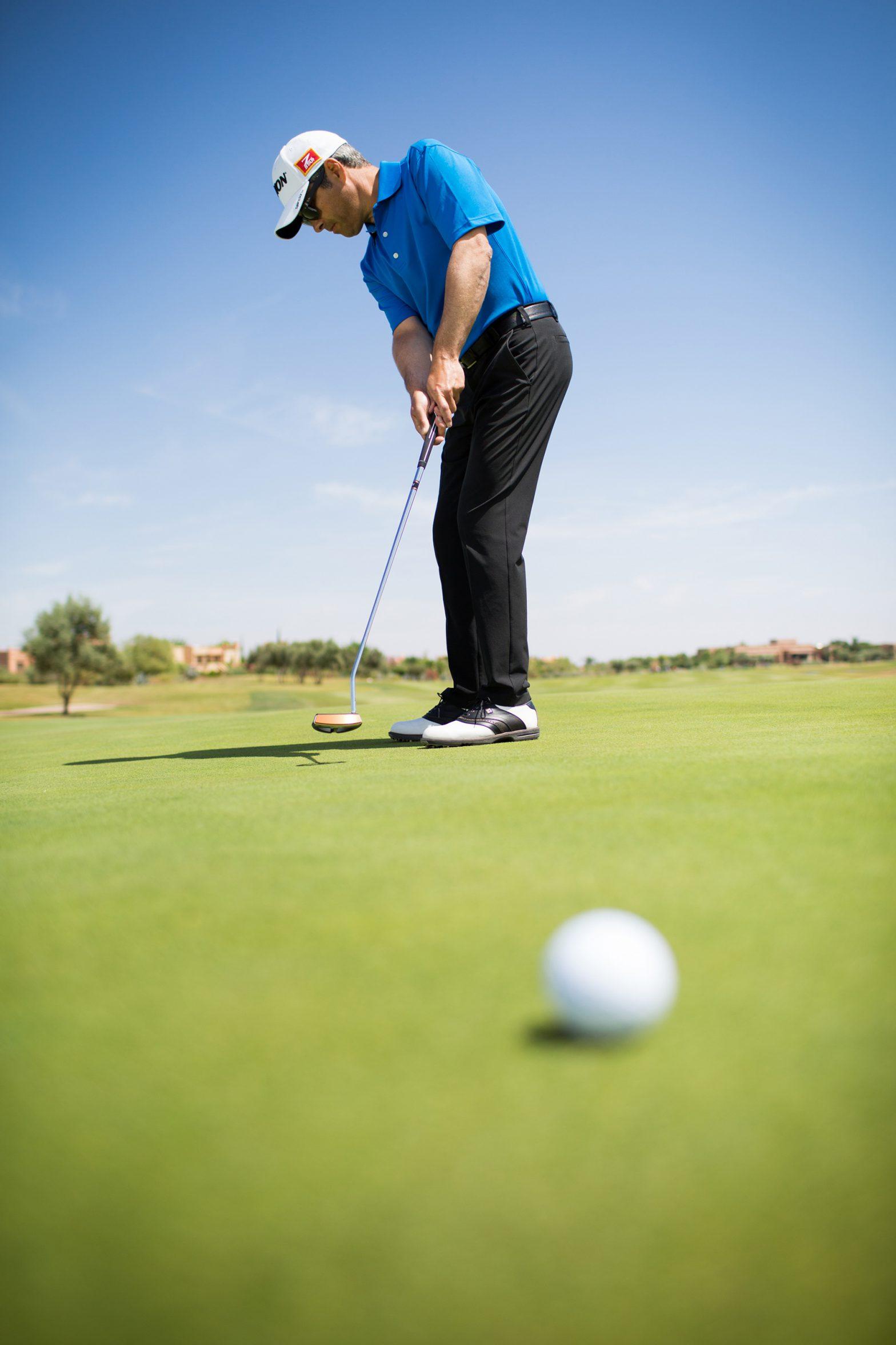 Les conseils de Jean-Emmanuel Elbaz dans le magazine DMGolf | Enphase Golf
