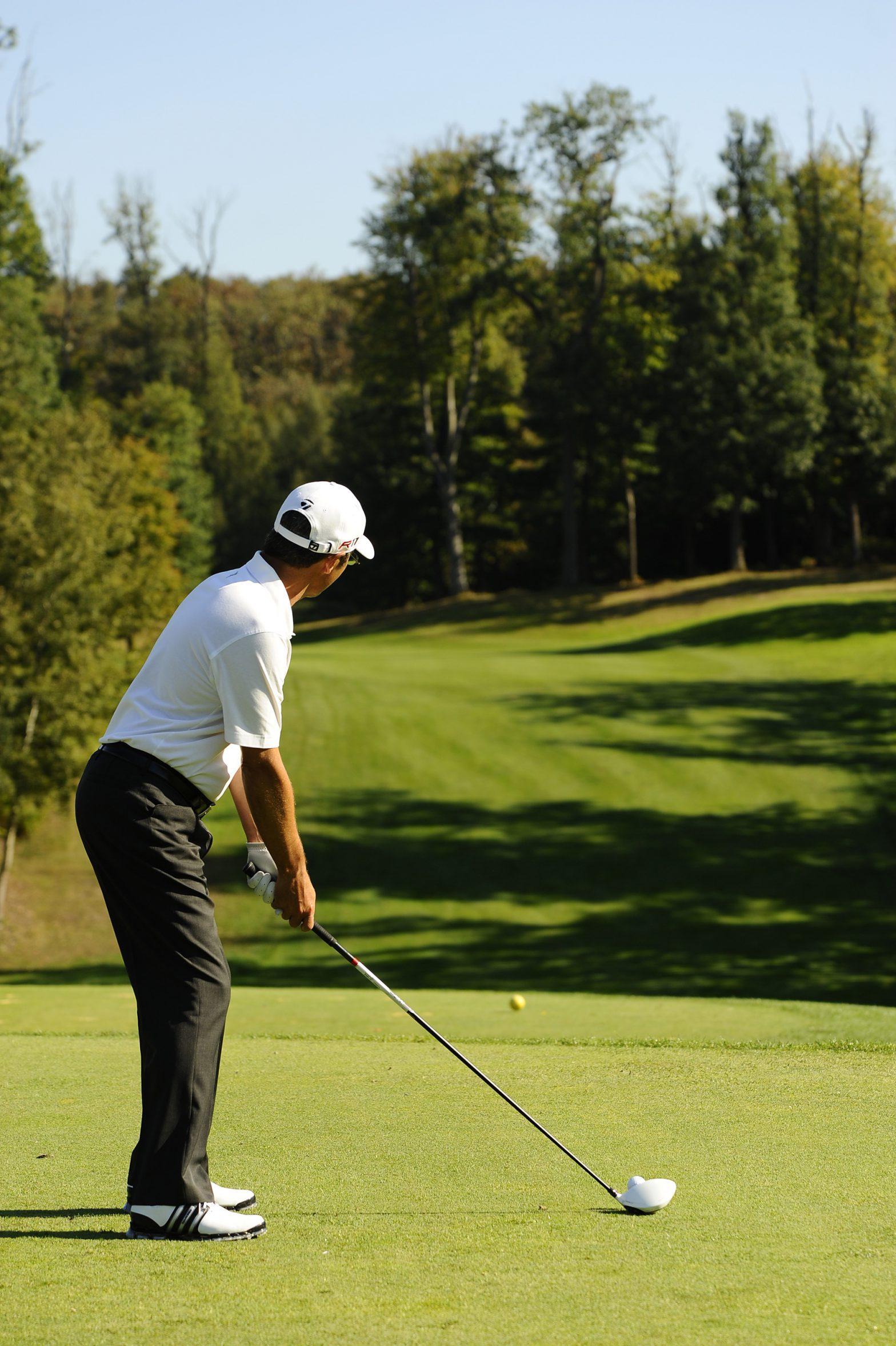 Pourquoi y a-t-il tant de différence entre mon coup d'essai et mon swing ? | Enphase Golf